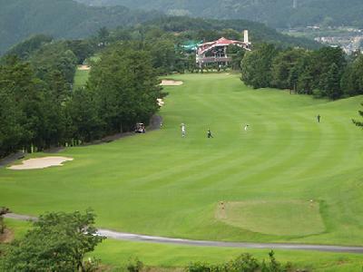 松山ゴルフ倶楽部 川内コース...