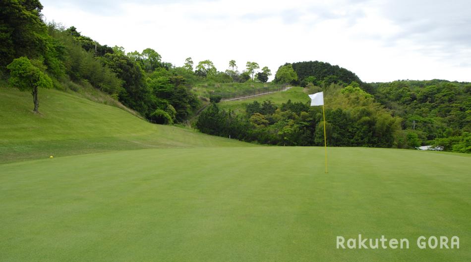 皐月ゴルフ倶楽部 竜王コース(福岡県)