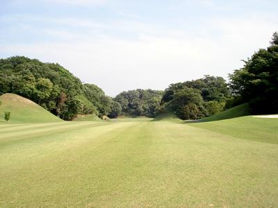 瀬板の森北九州ゴルフコース