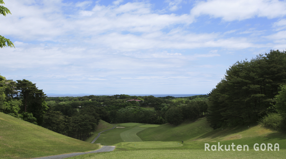 宮城野ゴルフクラブ 写真