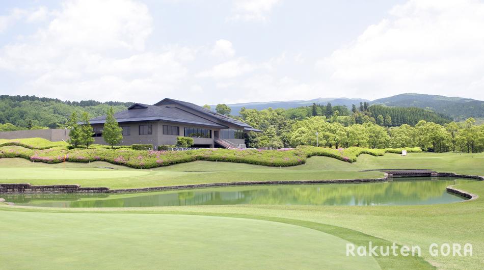 阿蘇大津ゴルフクラブ 写真
