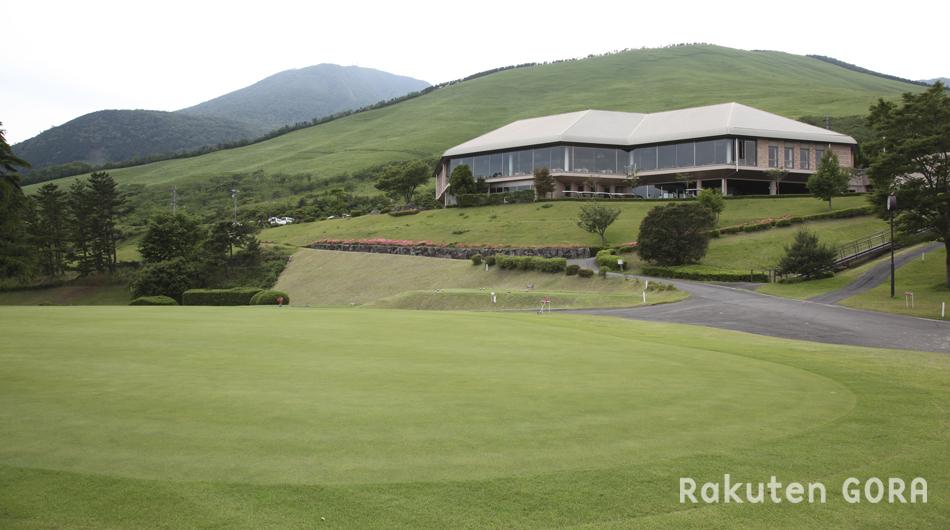 別府扇山ゴルフ倶楽部 写真