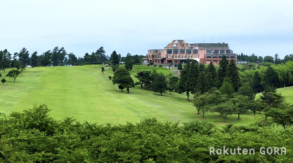 別府ゴルフ倶楽部 写真