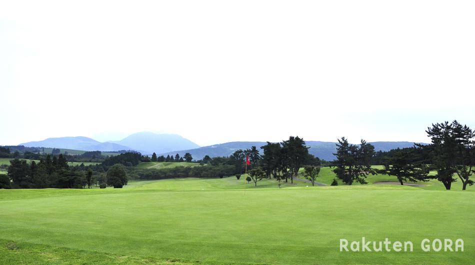 別府ゴルフ倶楽部(大分県)