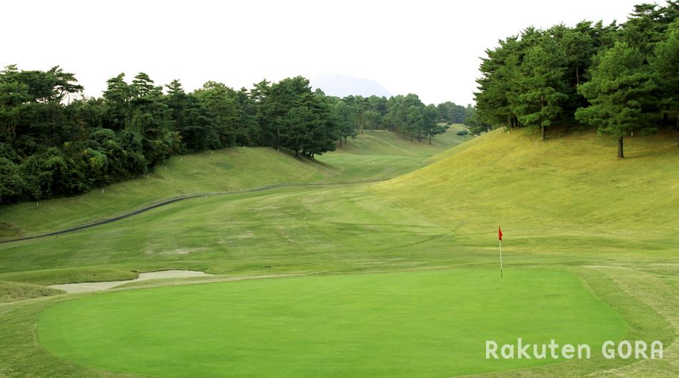 別府の森ゴルフ倶楽部(大分県)
