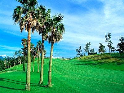 いぶすきゴルフクラブ