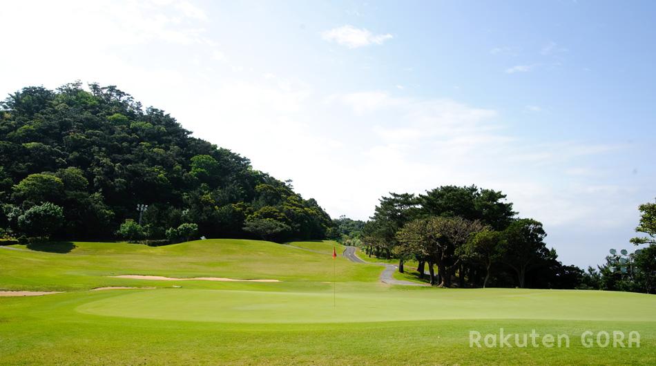 ベルビーチゴルフクラブ(沖縄県)