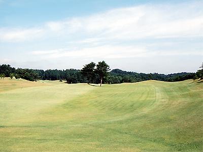 秋田森岳温泉36ゴルフ場