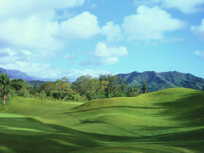 ロイヤルハワイアンゴルフクラブ(旧ルアナヒルズ)(ハワイ オ...