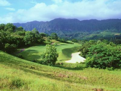 ロイヤルハワイアンゴルフクラブ(旧ルアナヒルズ)(ハワイ オアフ)