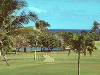 ハワイ・カイ・ゴルフコース チャンピオンシップコース(ハワイ オアフ)