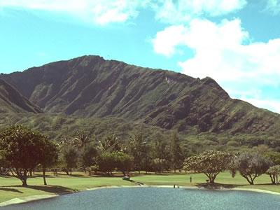 ハワイ・カイ・ゴルフコース チャンピオンシップコース(ハワイ オアフ)...