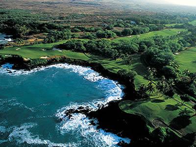 マウナケアゴルフコース(ハワイ島)...