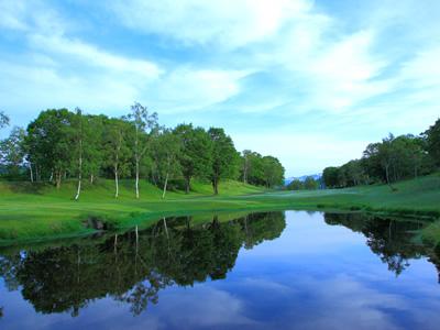 水上高原ゴルフコース スカイ・フォレストコース