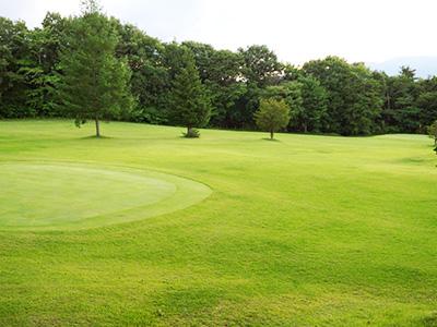 浅間高原ゴルフ練習所