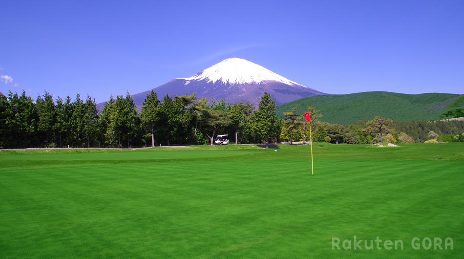 富士の杜ゴルフクラブ 写真