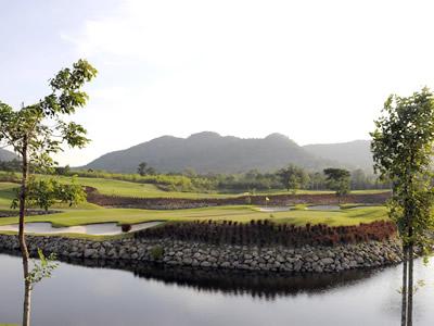 ブラックマウンテン・ゴルフクラブ(BLACK MOUNTAIN GOLF CLUB)(タイ)
