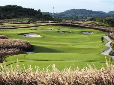 サイアム・カントリークラブ・プランテーションコース (SIAM COUNTRY CLUB PLANTATION COURSE) (タイ)