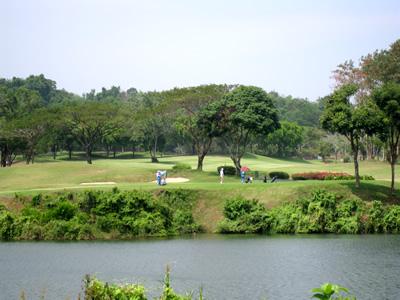 ブルーキャニオンカントリークラブ レイクコース(BLUE CANYON CC LAKES)(タイ)