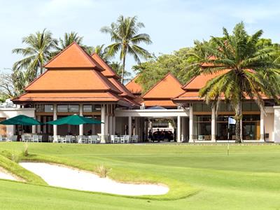 ラグーナ・プーケット・ゴルフクラブ(LAGUNA PHUKET GC)(タイ)