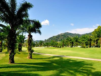 ロックパーム・ゴルフクラブ(LOCH PALM GOLF CLUB)(タイ)