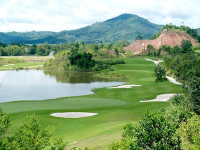レッドマウンテン・ゴルフクラブ(RED MOUNTAIN GC)(タイ)