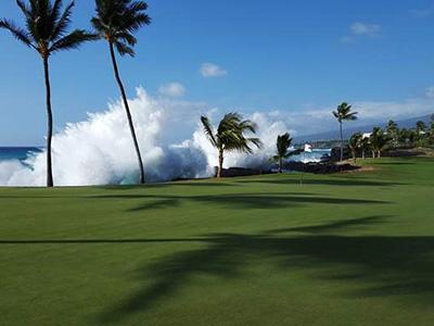 コナカントリークラブ(ハワイ島)