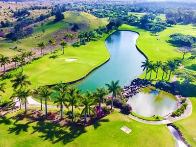 マカニゴルフクラブ(ハワイ島)