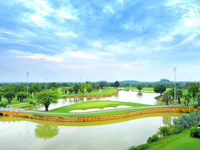 ロンタンゴルフクラブ(LONG THANH GC&RESID...