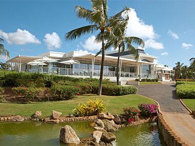 カポレイゴルフコース(ハワイ・オアフ)