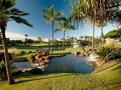 コオリナゴルフクラブ(ハワイ・オアフ)