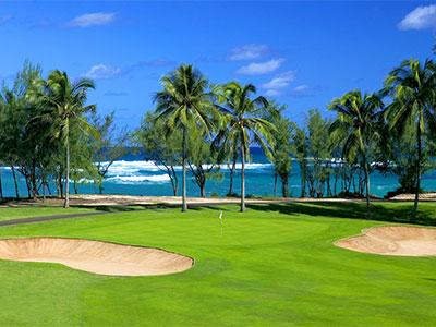 タートルベイ・リゾート・ゴルフクラブ ジョージファジオコース(ハワイ・オアフ)