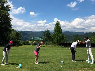 【レッスン】大間々ゴルフアカデミー