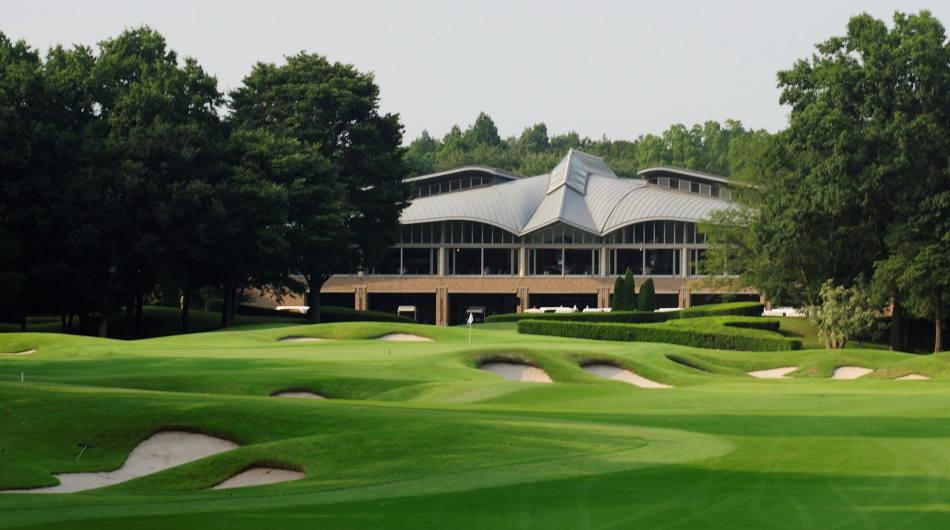 石岡ゴルフ倶楽部 写真
