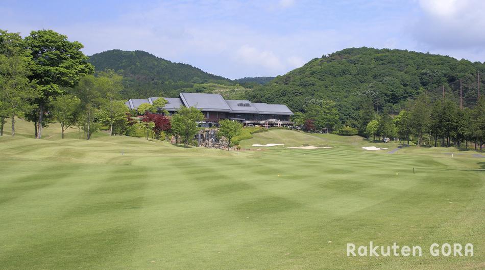 石岡ゴルフ倶楽部ウエストコース 写真