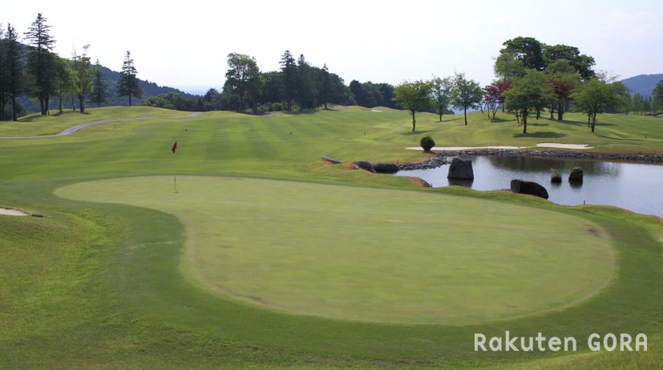 石岡ゴルフ倶楽部ウエストコース(茨城県)