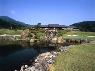 石岡ゴルフ倶楽部ウエストコース...