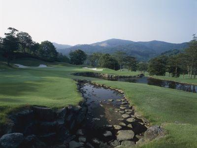 石岡ゴルフ倶楽部ウエストコース