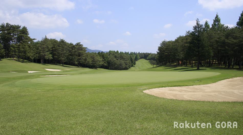 東筑波カントリークラブ(茨城県)