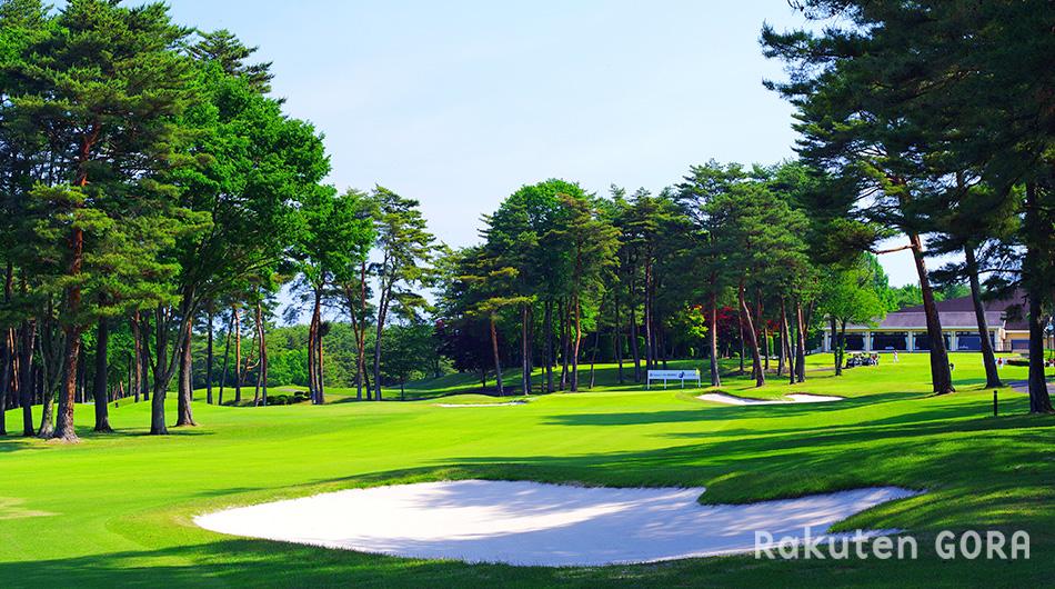 太平洋クラブ益子PGAコース 写真